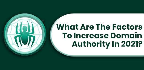 factors to increase domain authority