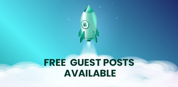 FREE GUEST POSTS AVAILABLE min